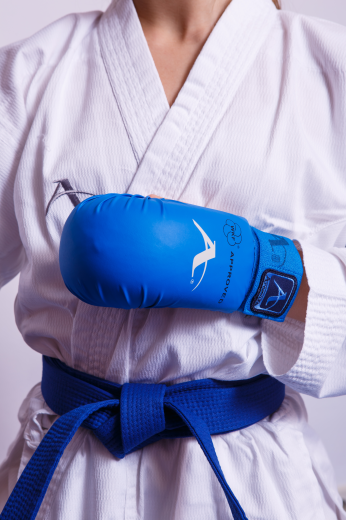 Фото Накладки на руки Arawaza сині XS-XL