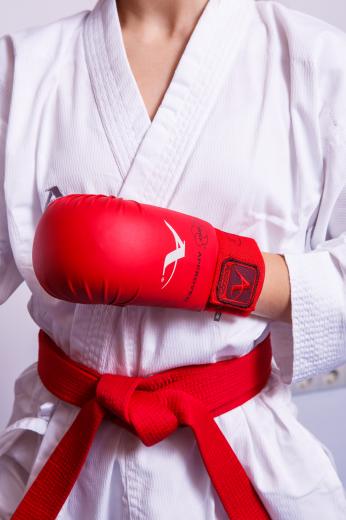 Фото Накладки на руки Arawaza червоні XS-XL