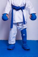 Фото Захист гомілка+стопа Best Sport blue XS-XL